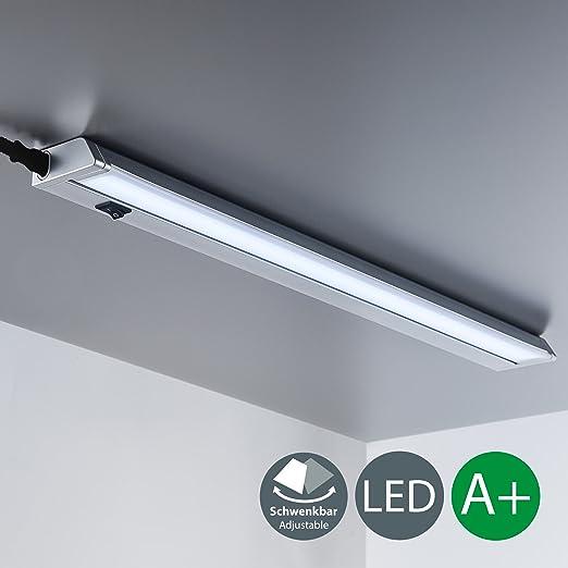 Luce LED sotto pensile cucina, lampada moderna da incasso per l ...