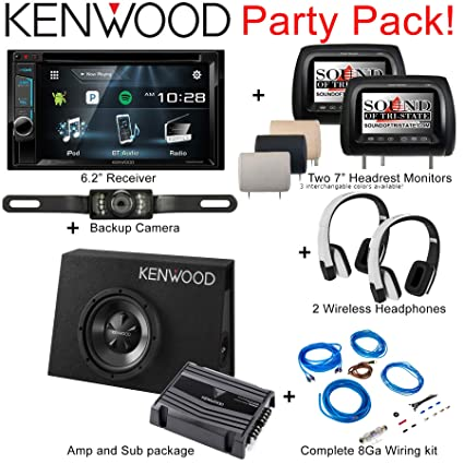 kenwood ddx375bt 6 2""