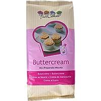 FunCakes Preparado Crema de Mantequilla Buttercream, Sabor Mantequilla