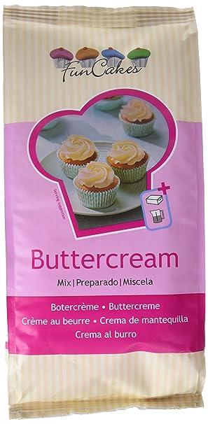 FunCakes - Mix para crema mantequilla