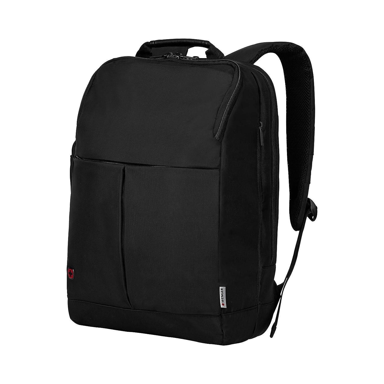 Wenger 601068 Reload Mochila para port/átil 35,5 cm 14 Compartimento acolchado para laptop con iPad // Tablet // eReader Pocket en negro Negro 11 litros