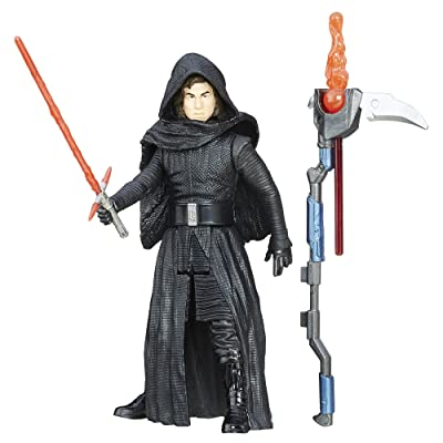 Star Wars: The Force Awakens 3.75 inch Snow Mission Kylo Ren: Toys & Games