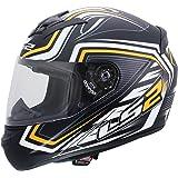 Ls2 Ranger Full Fcae Helmet (L, Orange)
