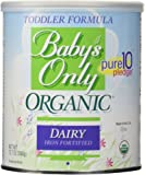 Baby's Only Organic Dairy Formula Toddler - 12.7 oz - Powder
