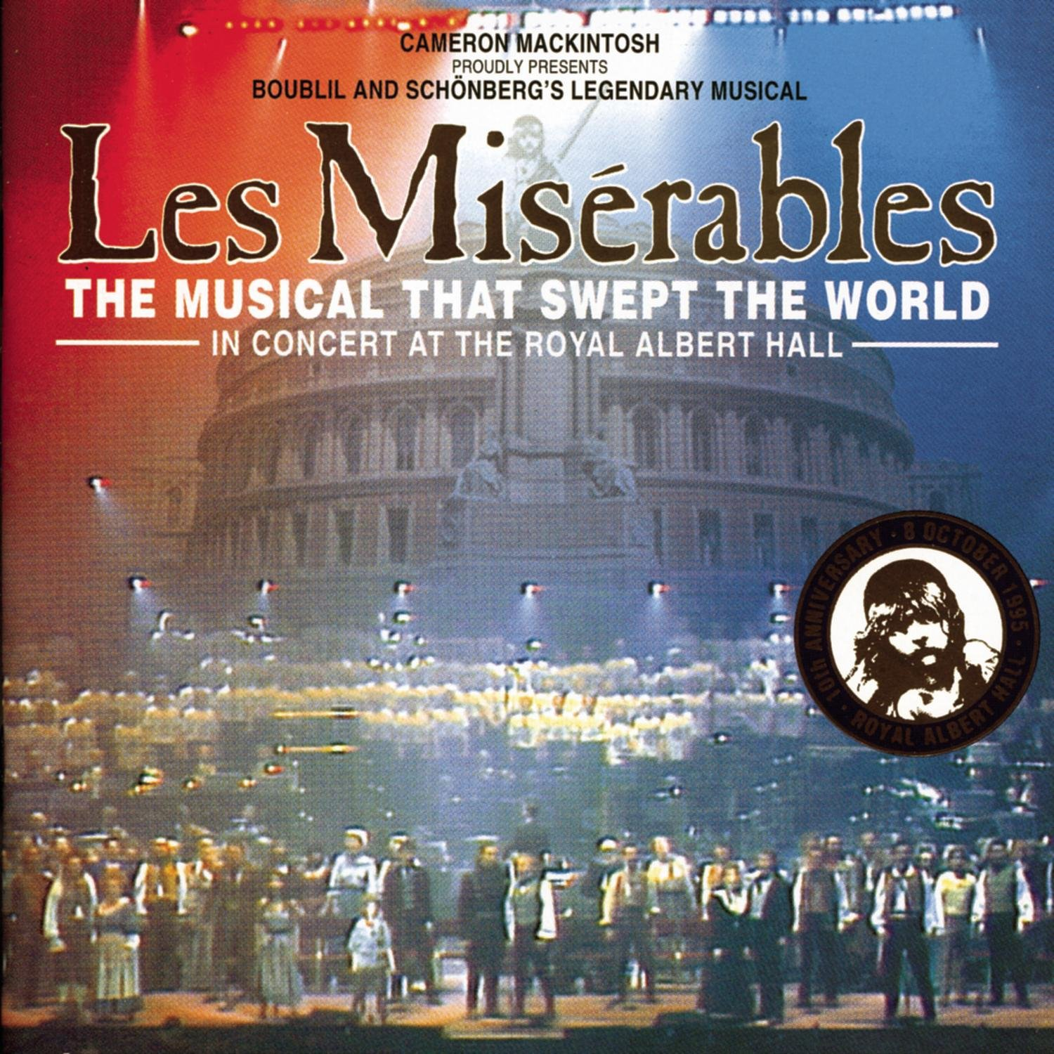Les Miserables 10th Anniversary Concert by First Night