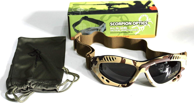 Alba Gafas Proteccion Deportes Scorpion Optics