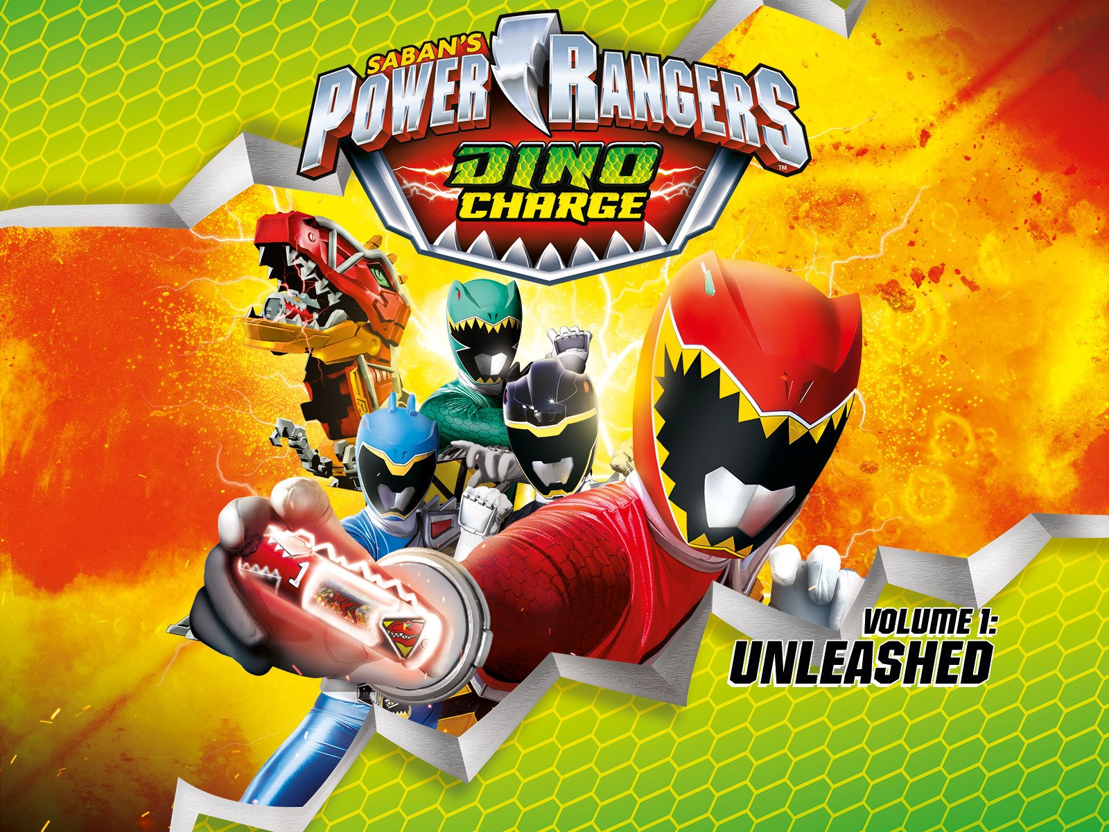 Amazon Co Uk Watch Power Rangers Dino Charge Volume 1 Prime Video