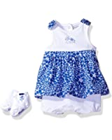 Amazon.com: ABSORBA Baby Girls' Swimsuit Two Piece, Black