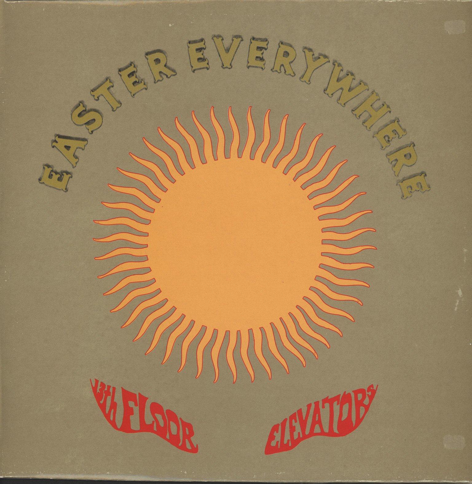 13TH FLOOR ELEVATORS - LP - EASTER EVERYWHERE - 180 GRAM VIRGIN VINYL USA by International Artists