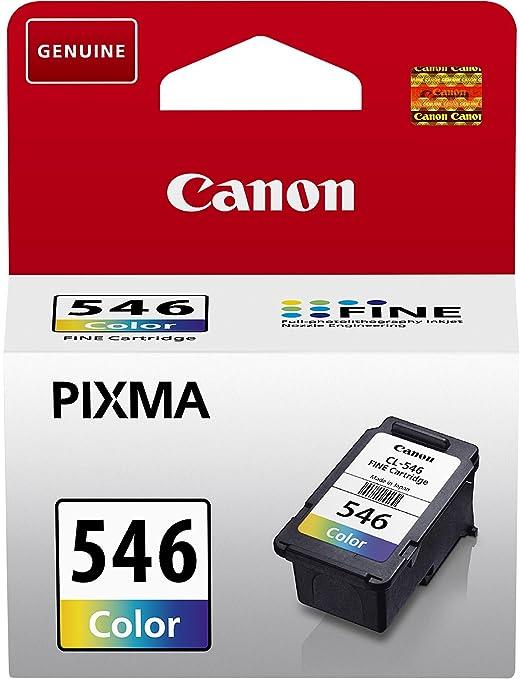 9 opinioni per Canon CL-546 Cartuccia d'inchiostro a colori