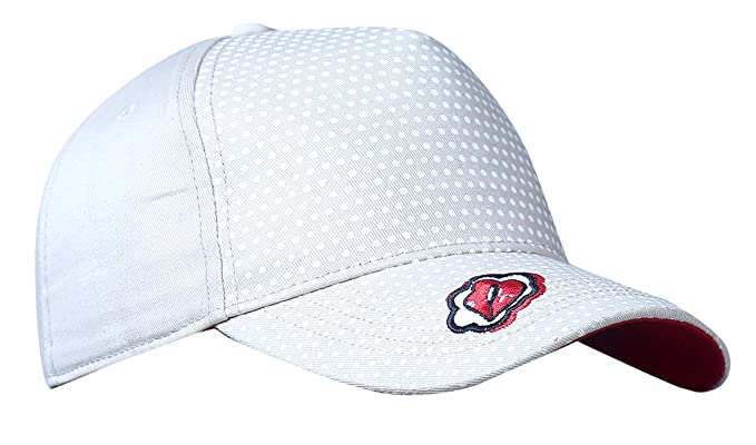 f9a3f893db3 Image Unavailable. Image not available for. Colour  Zacharias Women s Polka  Dot Lips Baseball Cotton Cap