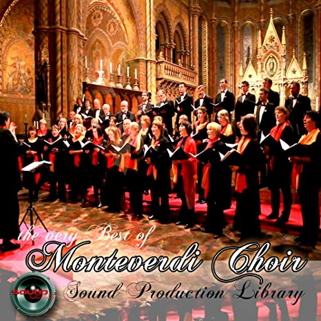 Amazon com: Monteverdi Choir - Perfect 24bit WAVE Multi-Layer Studio