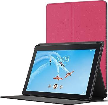 Forefront Cases Funda para Lenovo Tab E10, Cover Estuche Protector con Cierre Magnético para Lenovo Tab E10 10.1 Pulgadas, Rosa: Amazon.es: Electrónica
