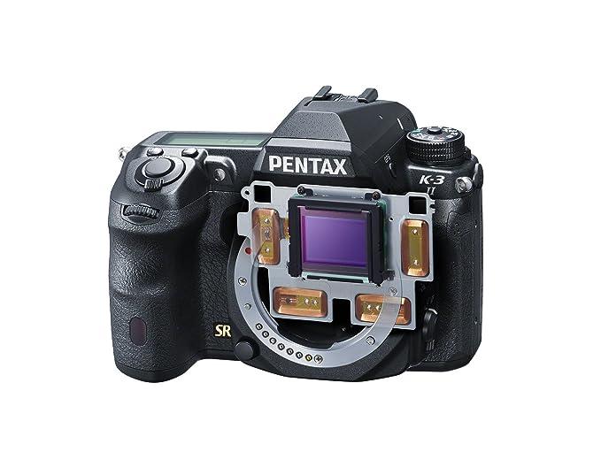 Amazon.com: Pentax K-3II Pentax DSLR (solo cuerpo): Camera ...
