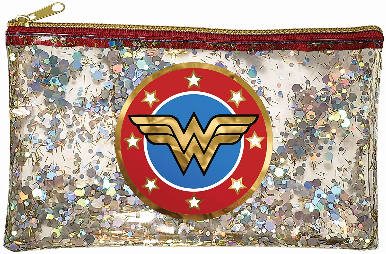 Spoontiques Wonder Woman Glitter Bag