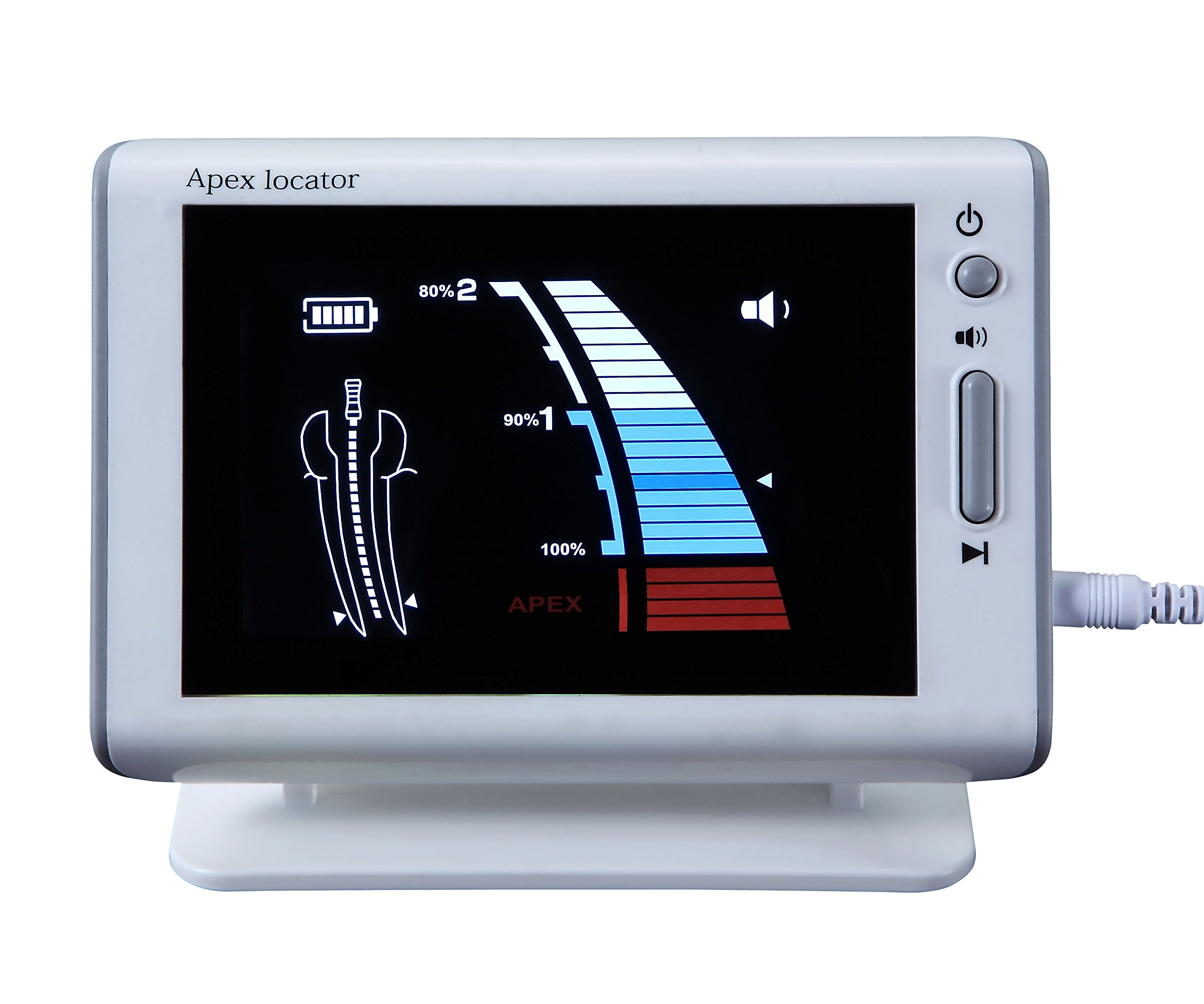 Zeta Root Canal Length Meter Apex Locator Endodontics Treatment LCD Color Screen