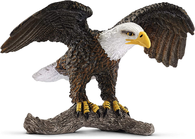 Schleich - Águila Calva, Figura (14780)
