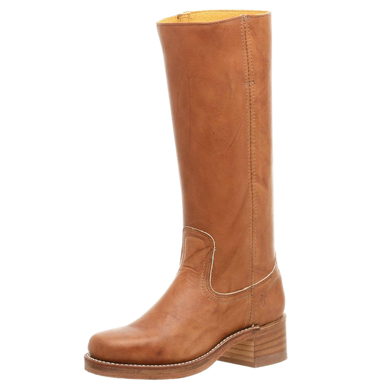 FRYE Women's Campus 14L Boot B000IV8FR6 6.5 B(M) US|Saddle-77050