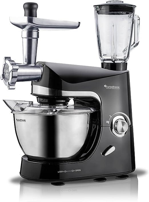 2000 W turbot Electronic Robot de cocina promixplus Incluye ...