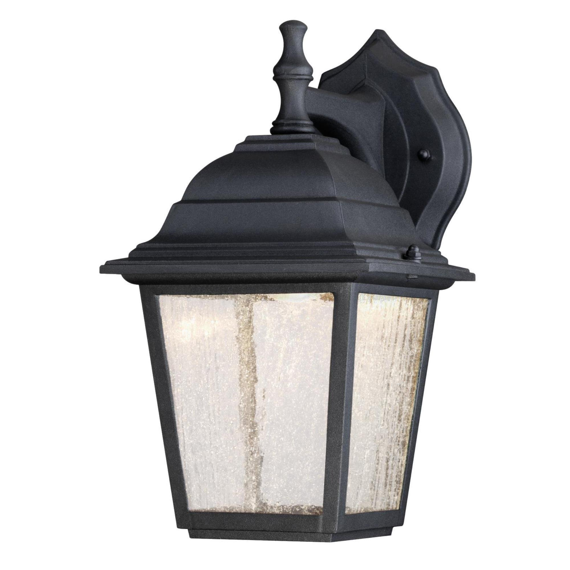 Elegant Patio Lighting Wall Lantern Black Antique Vintage Exterior Light Fixture 24034640018 Ebay