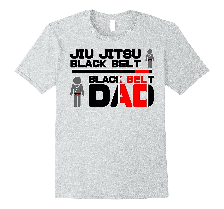 e5f2ecc8 Mens Jiu Jitsu Black Belt Black Belt Dad T-Shirt – Hntee.com
