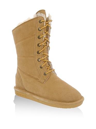 Bearpaw 's Karen Suede Boot Black For Women Sale