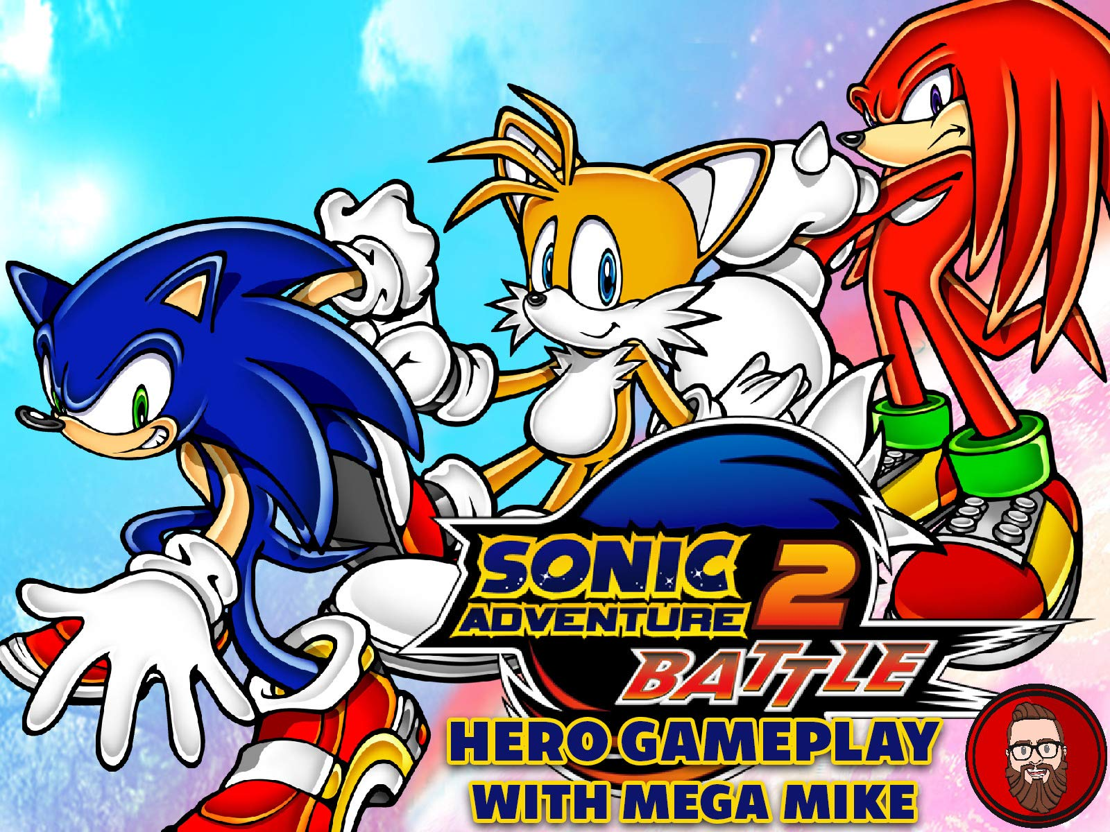 Watch Sonic Adventure 2 Battle Hero Gameplay With Mega Mike