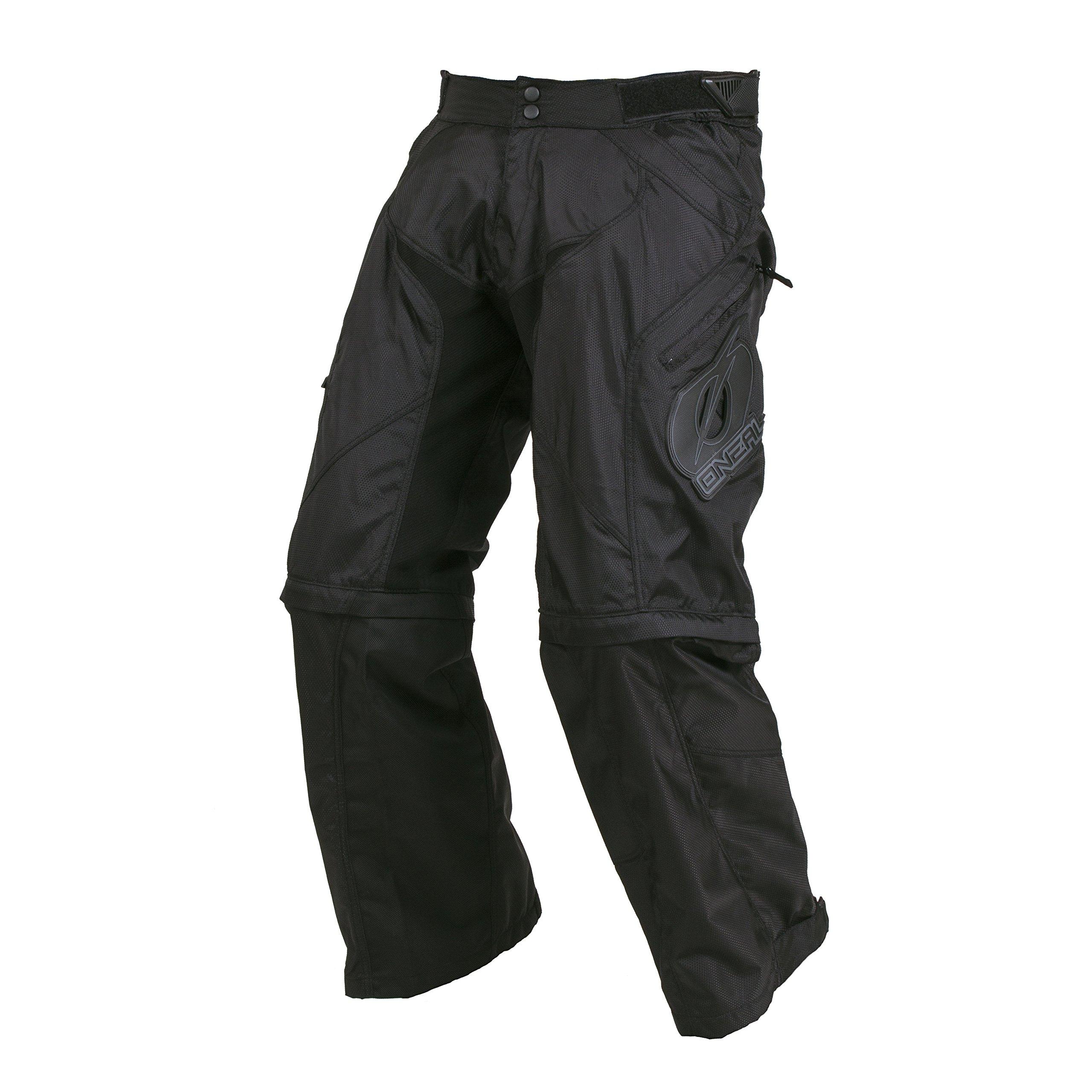 O'Neal 0134-338 Mens Apocalypse Pant(Black, Size 38) by O'Neal (Image #1)