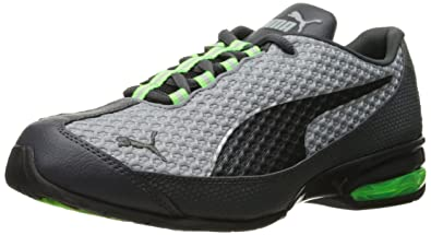 Image Unavailable. Image not available for. Colour  Puma Reverb Mesh Men US  9 Gray Sneakers 9e712651e