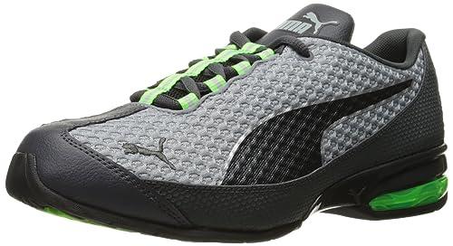 fadaa07fb347 PUMA Men s Reverb Mesh Running Shoe