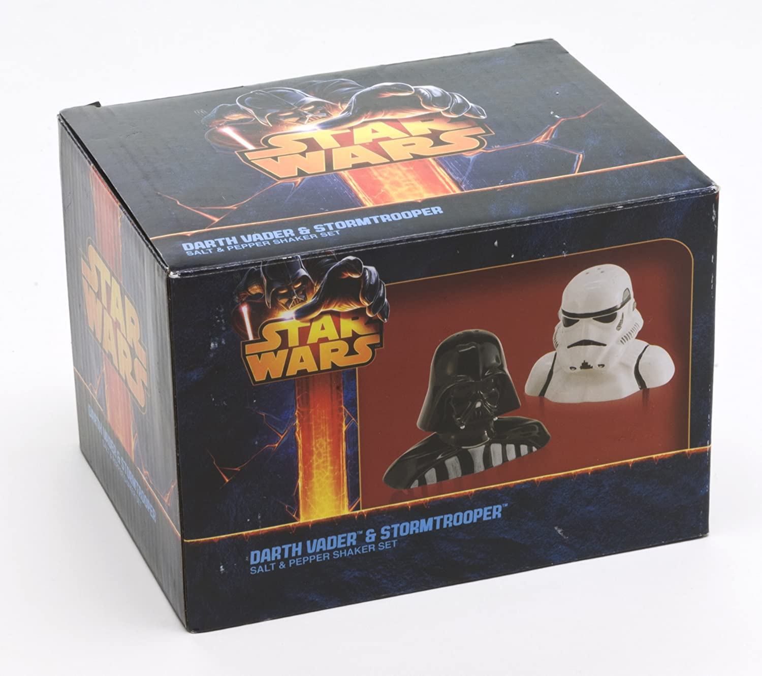 Joy Toy Star Wars Salt & Pepper Shakers SS-VG-54017 Accessory Consumer Accessories