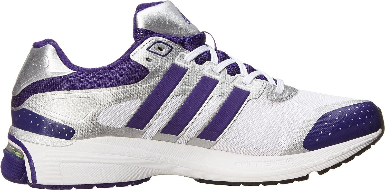 adidas supernova glide 8 women's running shoes - 9 - purple