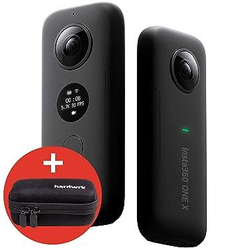 Hardwrk Insta360 One X Edition Mit Exklusiver Amazon De Kamera