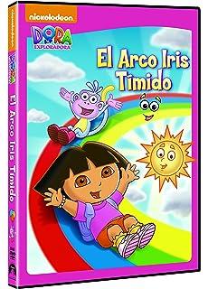 Dora la Exploradora: El arco iris tímido [DVD]