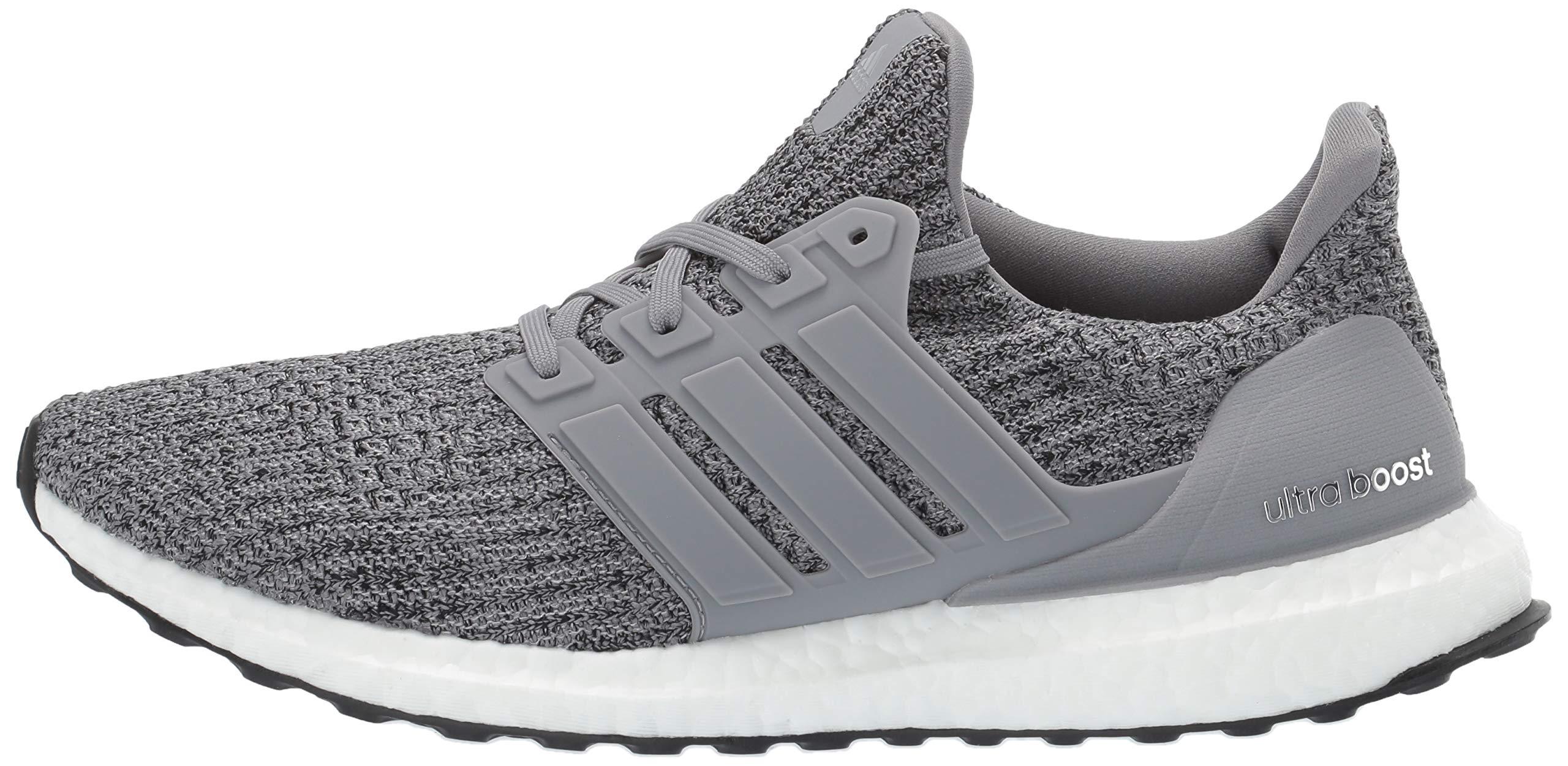 adidas Men's Ultraboost, Grey/Black, 4 M US by adidas (Image #5)