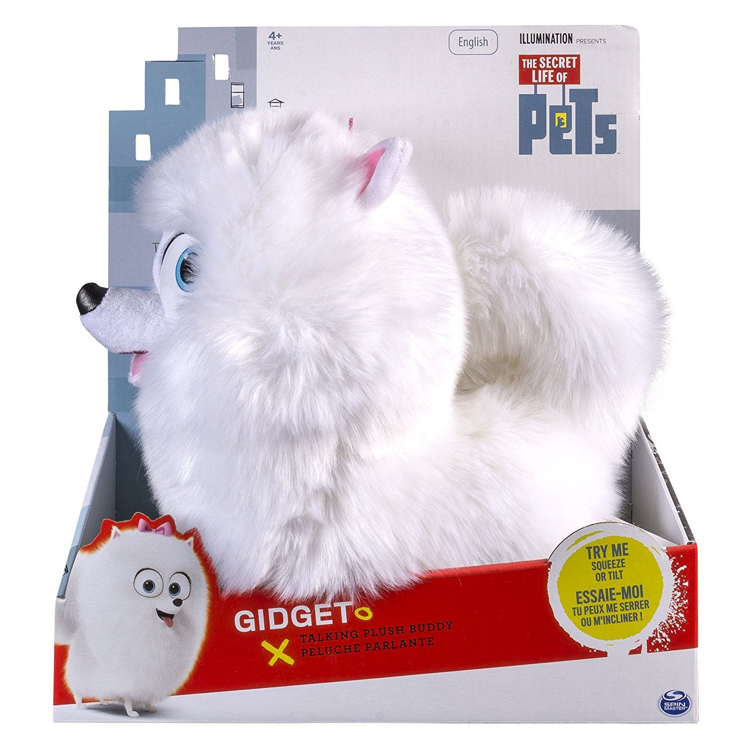 Amazon.com: Best Seller The Secret Life of Pets - Gidget 12