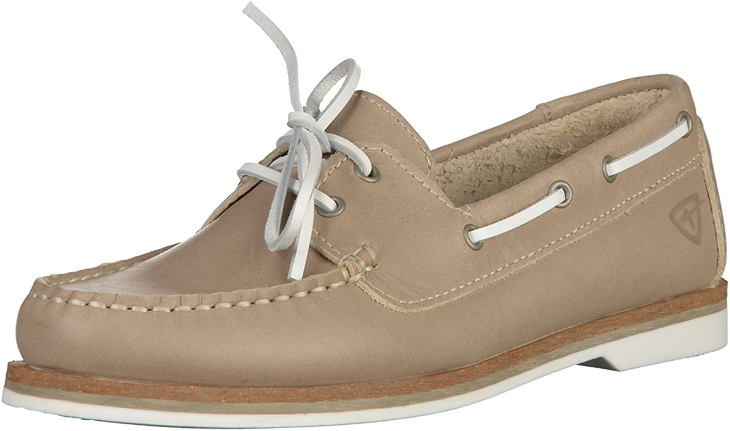 Womens 23616 Mocassins, Blue, 3 UK Tamaris
