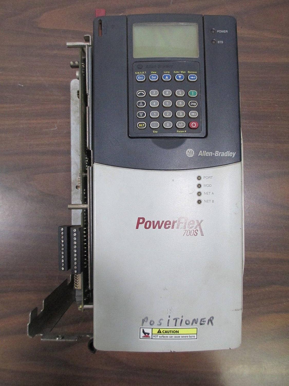 Allen-Bradley PowerFlex 700S 10 HP 480V AC VS Drive