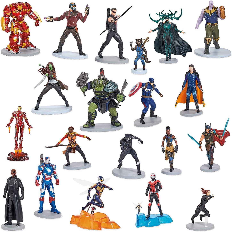 Marvel Universe メガフィギュアセット