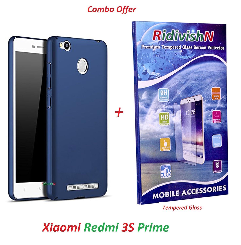 1c9e510b2f4a2c RidivishN (COMBO OFFER) for Xiaomi Redmi 3S Prime - - - All Sides Protection