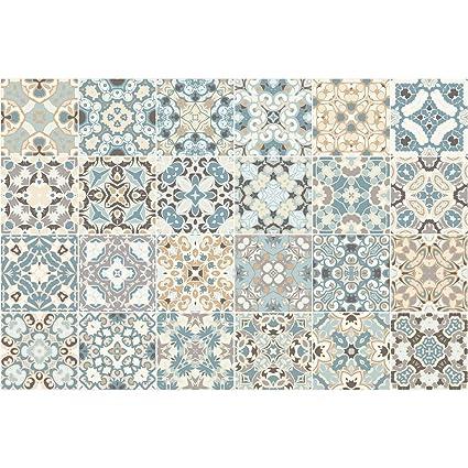 24 Adesivi Adesivi Piastrelle | Adesivo Piastrelle - Mosaico ...