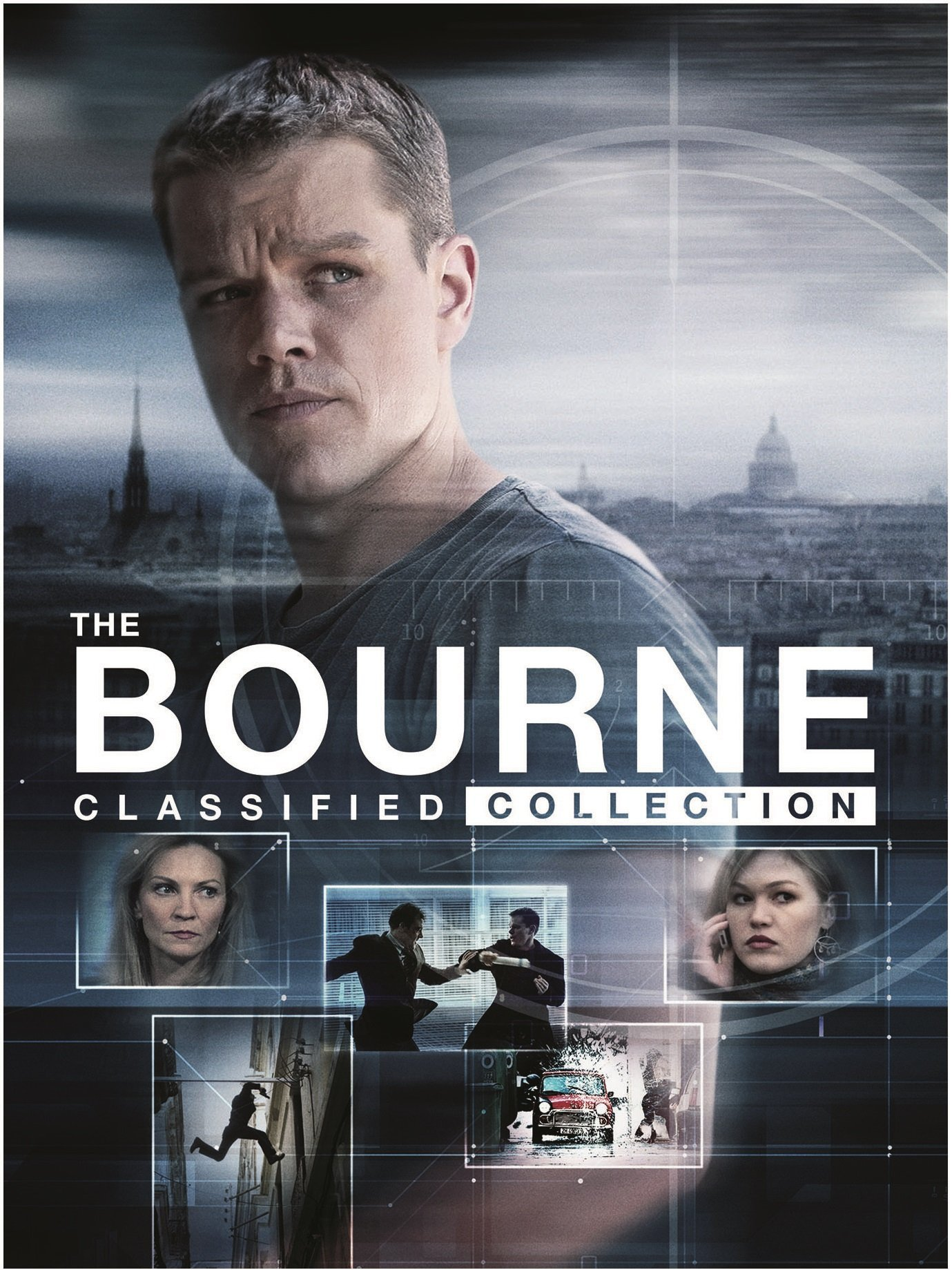 Download The Bourne Classified Collection pdf