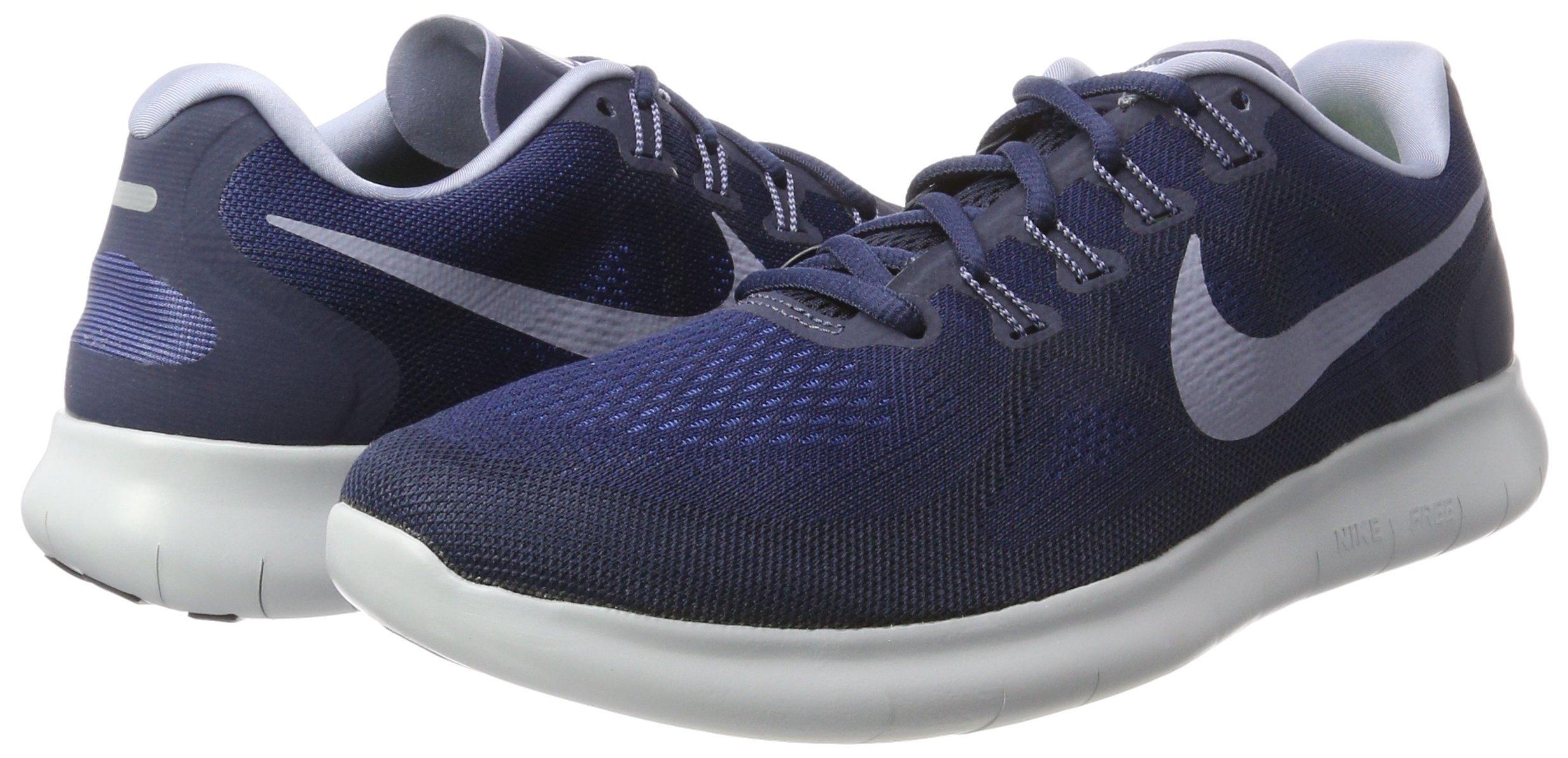 Nike ''Free RN'' 2017 Binary Blue/Dark Sky Blue 8 by Nike (Image #5)