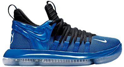 91cae10d1757a Image Unavailable. Image not available for. Color  Nike Zoom KD10 LMTD NBA  Grade School Basketball Shoes ...