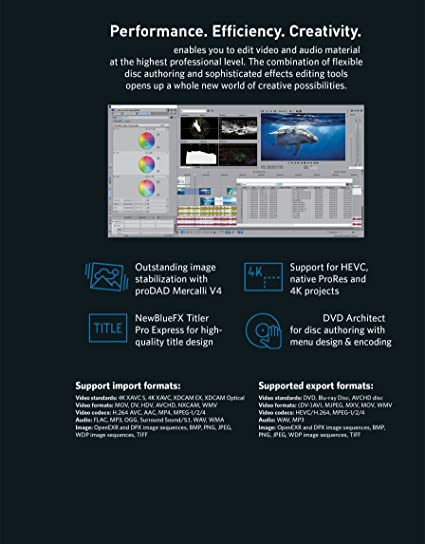 VEGAS Pro 14 – Professional video editing and disc authoring
