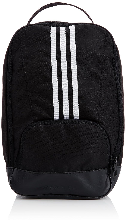 Adidas Sporttasche 3 Stripes Performance Bolsa de Deporte, Unisex, Negro/Blanco, Talla Única M67841