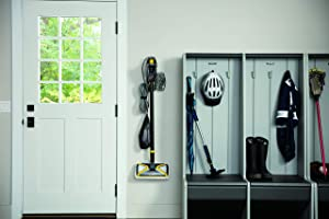 Bissell PowerSteamer Heavy Duty 3-in-1 Steam Mop and Handheld Steamer for Outdoor Use, 2685A, Black