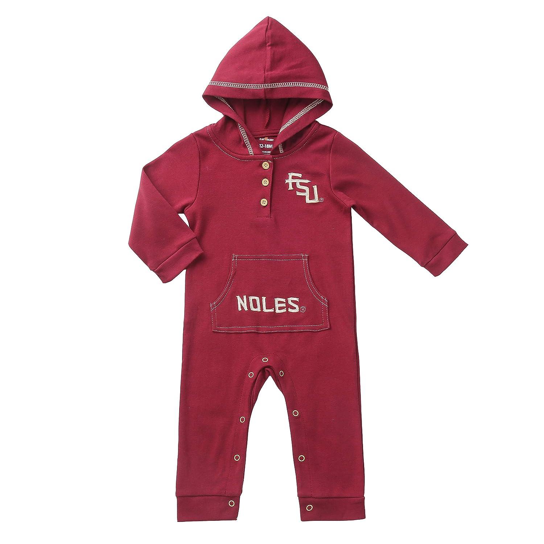 数量限定セール  Fast Seminoles Asleep Pjs Florida Seminoles Florida 赤ちゃん 幼児 フード付きロンパース 幼児 B07F1VG36N 9M, one clothing:452f8470 --- irlandskayaliteratura.org