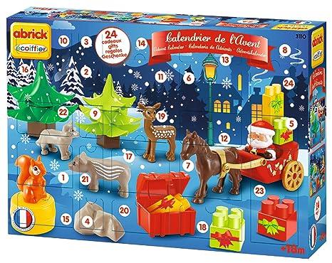 Calendrier Avent Duplo.Jouets Ecoiffier Ecoiffier Toy 3110 Advent Calendar Foret
