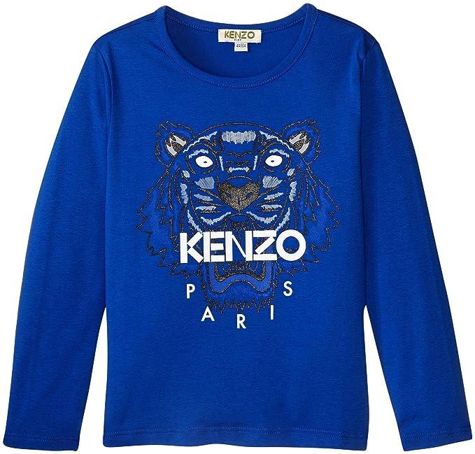 Kids Girls' T ca Blue3yAmazon Kenzo ShirtRoyal Ansel 1 TZPkOXiu